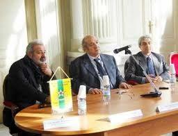 Il prefetto Ezio Monaco e il questore Guido Nicolò Longo, incontrano gli studenti del liceo Classico Nevio