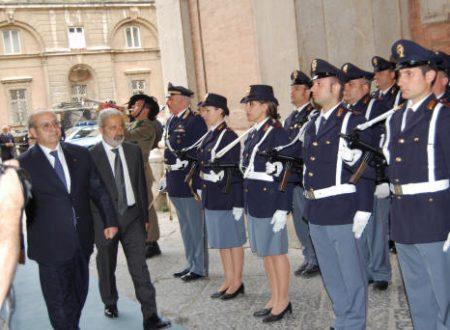 Si celebra il 159° della polizia