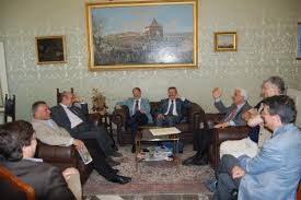 Presentato il CeSAF al Prefetto di Caserta