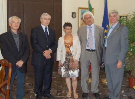Presentato il CeSAF al prefetto di Benevento