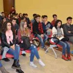 Giornata  di Studio del Liceo scientifico Nino Cortese  di Maddaloni al Polo Culturale di Villa Vitrone