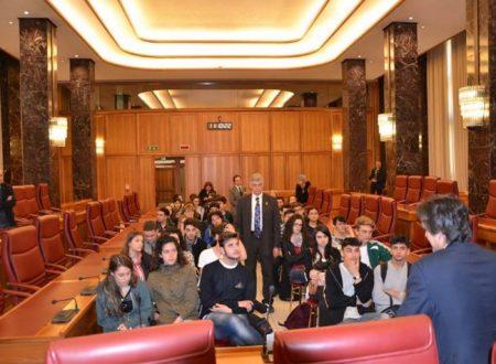 Tutti i segreti della  Corte dei conti svelati agli studenti del liceo Diaz di Caserta