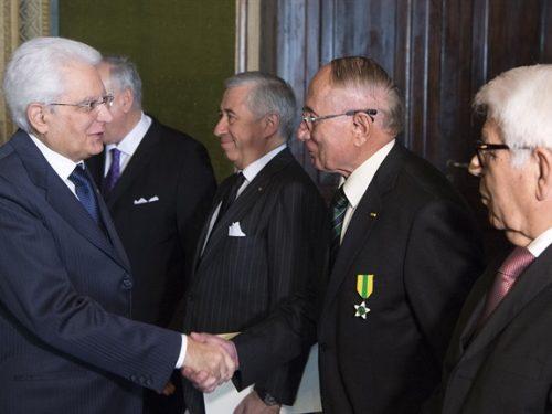 Primo Maggio a Roma. Il Gen Angioni guida la delegazione del CeSAF