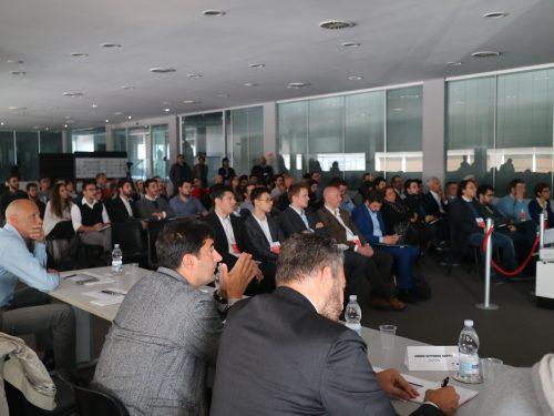 """Al  """"The Terminal – human & startup accelerator"""" con gli studenti del Giordani"""