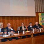 Monorchio e Squitieri all'inaugurazione anno accademico del CeSAF