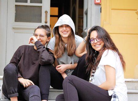 Alternanza  scuola lavoro con gli studenti del liceo Manzoni