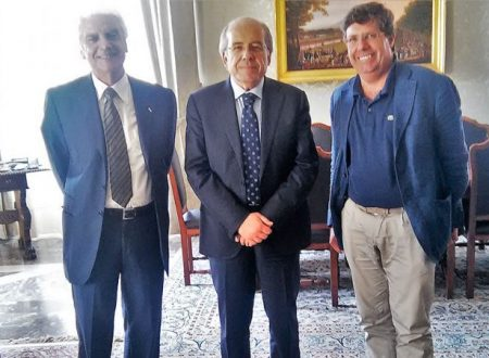 Assemblea 2017 – Una delegazione del CeSAF incontra il prefetto di Caserta