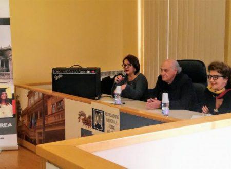 Il sistema elettorale spiegato agli studenti in Villa Vitrone.