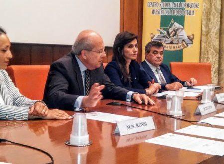 Il prefetto di Caserta Ruberto consegna in Confindustria gli attestati agli studenti del progetto di Alternanza scuola Lavoro