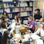 La Rai per il Cesaf Maestri del lavoro al museo olivetti