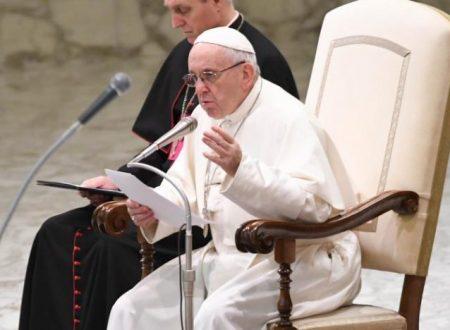 Papa Francesco ai  Maestri del lavoro d'Italia, una lezione inascoltata