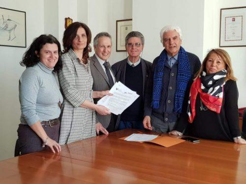 Firmato accordo quadro con l'Università della Campania