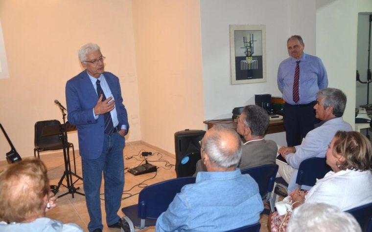 Il Maestro del Lavoro Ciro Sinagra mattatore dell'assemblea del CESAF