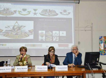 Il filosofo Giuseppe Ferraro e la giornalista Francesca De Carolis al Liceo Manzoni di Caserta
