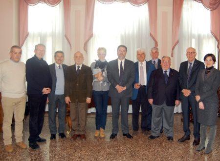 MISSIONE IN VENETO DEL CESAF – incontro con il prefetto Francesco Provolo