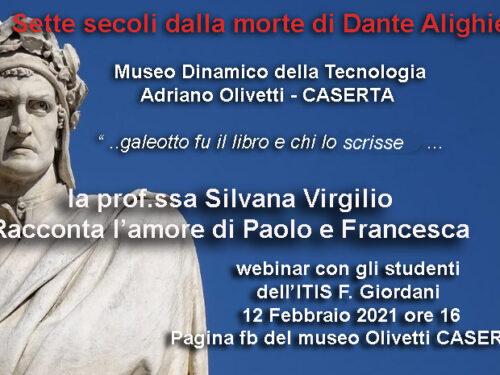 Celebrazioni per i 700 anni dalla morte di Dante Alighieri