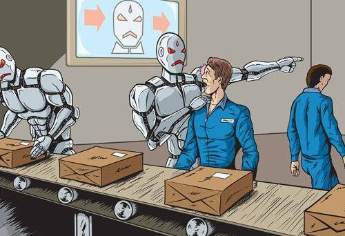 La coscienza dei robot e i rapporti con gli uomini